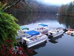 Deyton Camp Boat Dock Rentals