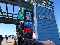 Oceanside Pier Bait Shop