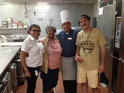 Pastry kitchen tour with Karen Hernandez and Chef Carlos Espinoza
