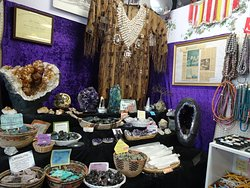 Beads, Crystals and More