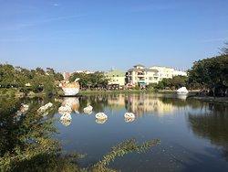 月津港親水公園