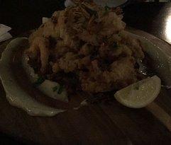 Starter - seafood platter