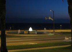 White House Hotel, Biloxi, MS - Famous Fountain on Beach Blvd Working Again!
