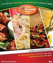 Irma & Giuseppe Pizza