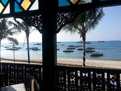 Mizingani sea front hotel Zanzibar