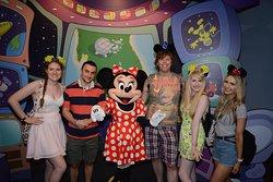 Meet Disney Pals - Epcot Character Spot