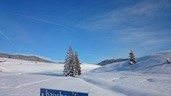 Skigebiet Winklmoos-Alm/Steinplatte