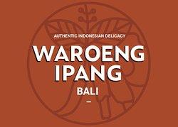 Warung Ipang Bali