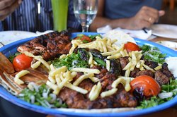 Mixed Meat Grill Platter