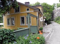Stora Henriksvik Kafé