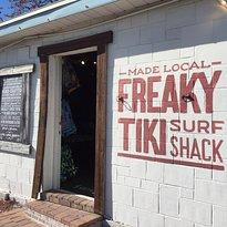 Freaky Tiki Surf Shack