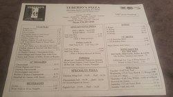 Teberio's Pizzeria