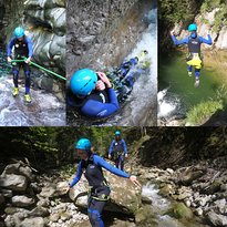CIA Canyoning in Austria & More Adventures