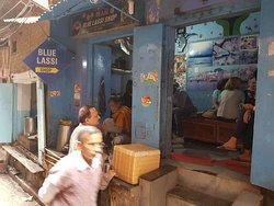 Nei vicoli di Varanasi