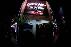 Origami Sushi Bar & Grill