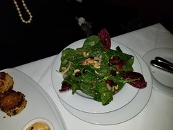 Salad, Bacon Spinach