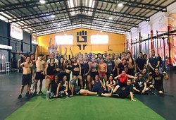 CrossFit Training Ground BKK