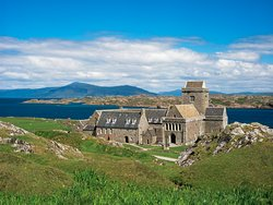 Iona Abbey and Nunnery