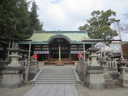 Ibaraki Shrine