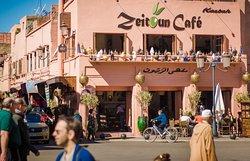Zeitoun Cafe Kasbah