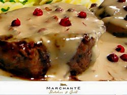 Marchante Butcher & Grill