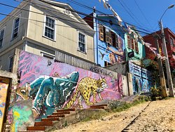 Historic Quarter of the Seaport City of Valparaiso