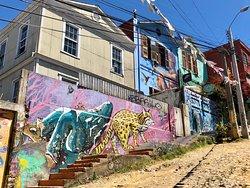 Historic Quarter of the Seaport City of Valparaiso