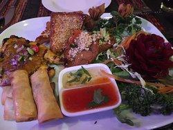Tana Thai Mixed Starter