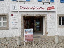 Tourist-Information Bahnhofplatz