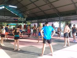 Ao Nang Honour Muay Thai Boxing- Day Sessions