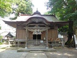 Misasa Shrine