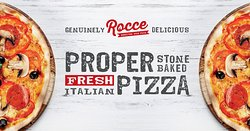 Rocce Woodstone Pizza, Chesham