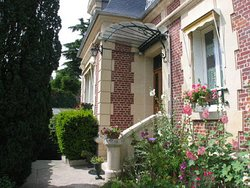 La Dorlotine chambres d'hotes centre ville Soissons