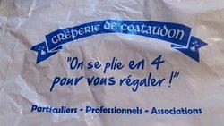 La qualité n'empêche pas l'humour ! photo des sacs.