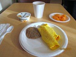 A fabulous breakfast!