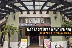 Taps Craft Beer & Smoked BBQ