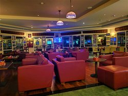 The new Champions Sports Bar & Restaurant. Open from Monday till Saturday from 1pm-12.30am