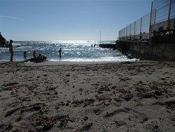 la petite plage proche de Pallia-Don Pedro