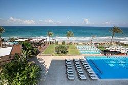 Ocean Blue Resort Beach Bar