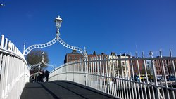 Pat Liddy's Walking Tours of Dublin