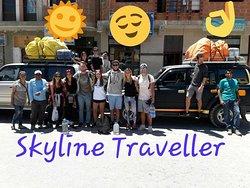 Skyline Traveller
