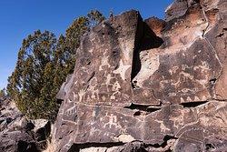 La Cieneguilla Petroglyph Site