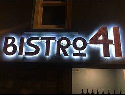 Bistro 41