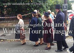 Newglasgowgirls Outlander Tours