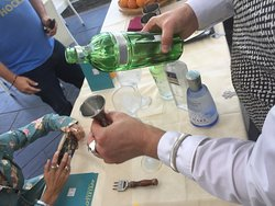 Presentazione Gin&Tonic