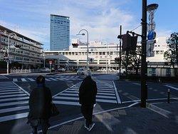 JR Shizuoka Station Building Parche