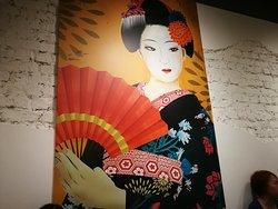 Excellent niche new Japanese restaurant