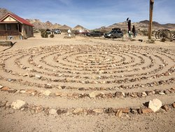 Rhyolite Points of Interest and Artwork