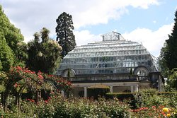De botaniske haver i Christchurch