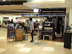 World Wine Bar by Pieroth, New Chitose Airport